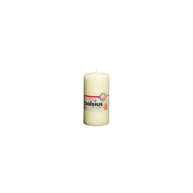 Case 8 Deal Pillar Candle