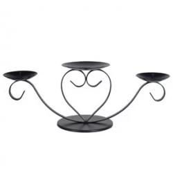 Heart Pillar Unity Candleholder