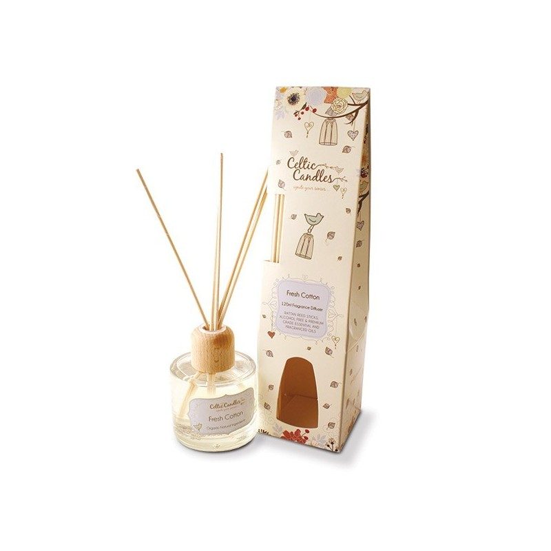 6 fragrance diffusers jars for €90