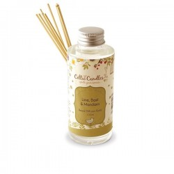 100ml Fragrance Diffuser Refill Lime, Basil & Mandarin