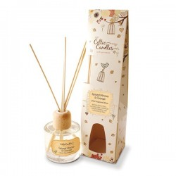 Fragrance Diffuser 100ml - Spiced Mimosa & Orange