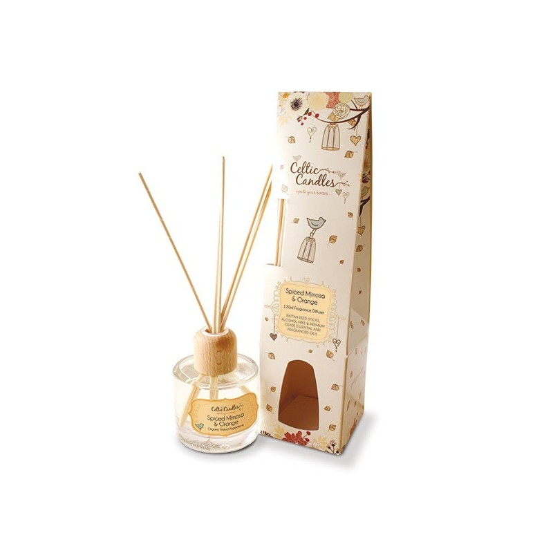 100ml Fragrance diffuser Spiced Mimosa & Orange