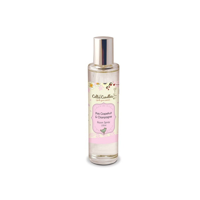 Room spray 100ml pink rapefruit and champagne