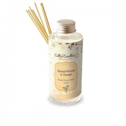 Fragrance Diffuser Refill 100ml - Spiced Mimosa & Orange
