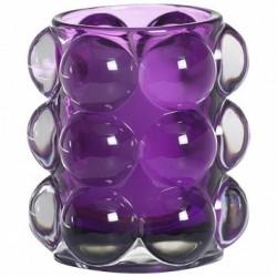 Bubble holder relight purple