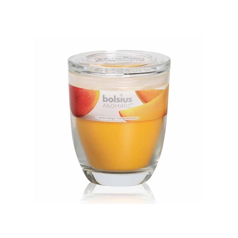Bolsius Large scented jar Fresh linen