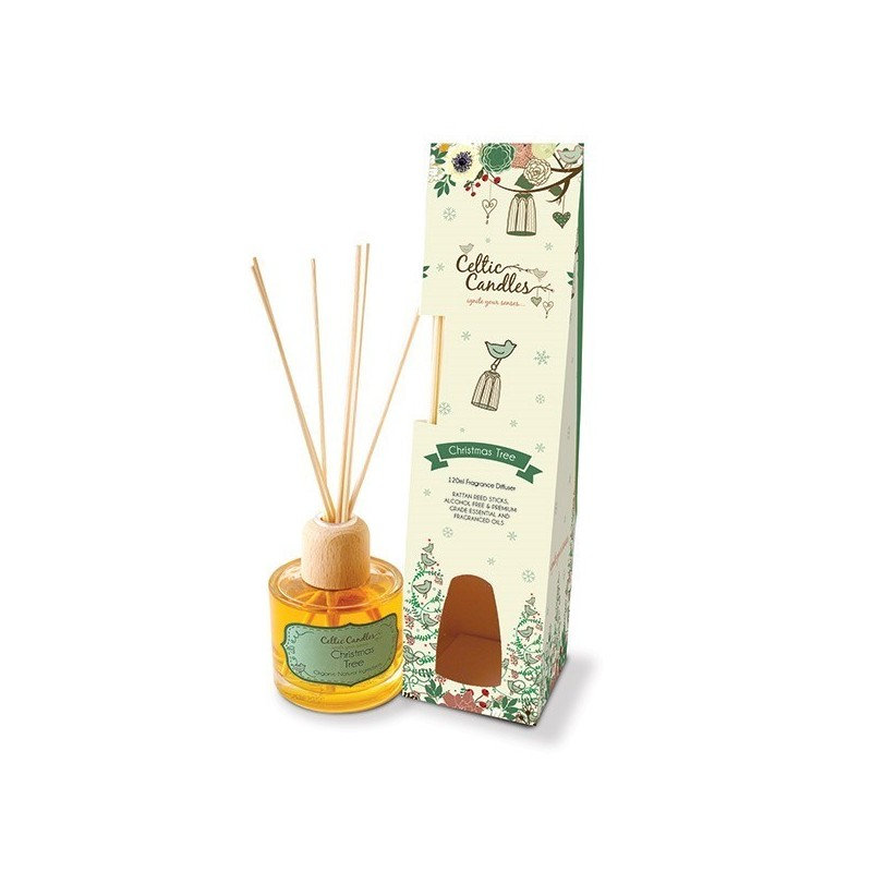 100ml Fragrance Diffuser Christmas tree