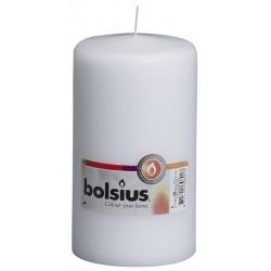 8 Pillar Candles (150mm x 78mm) – White