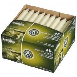 Straight Dinner Candle Pack 45 x 3 – Ivory